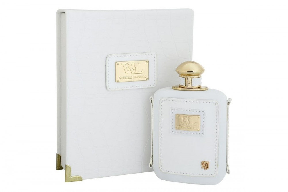 ALEXANDRE J WESTERN LEATHER WHITE edp W 100ml