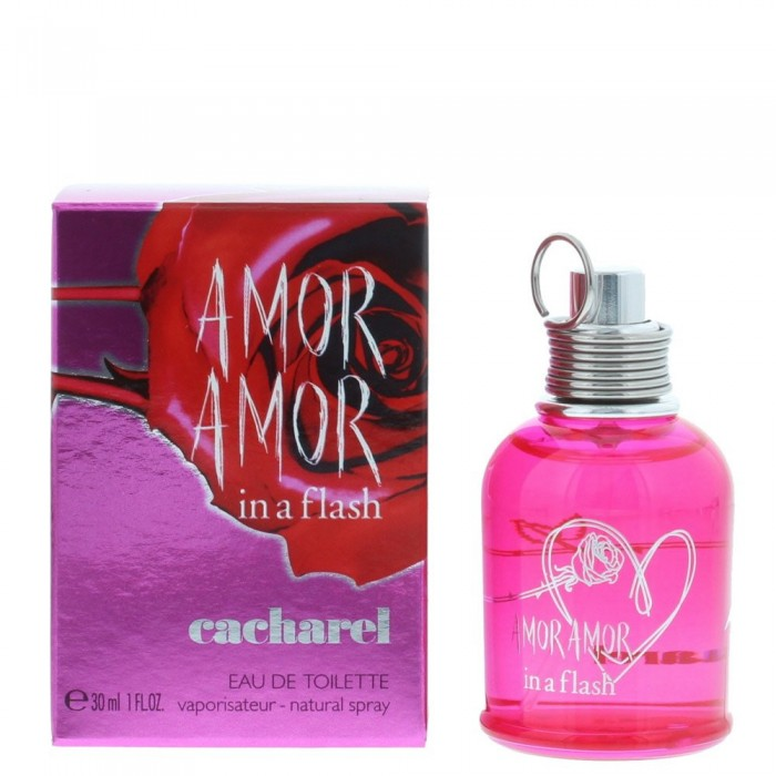 CACHAREL AMOR AMOR IN A FLASH edt W 30ml