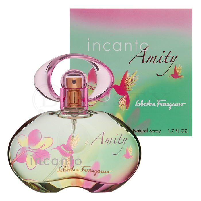 SALVATORE FERRAGAMO INCANTO AMITY edt W 50ml