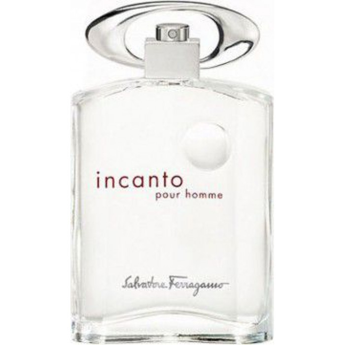 SALVATORE FERRAGAMO INCANTO edt MEN 100ml TESTER