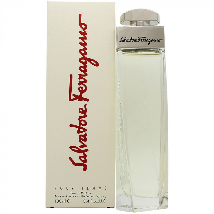 SALVATORE FERRAGAMO edp W 100ml